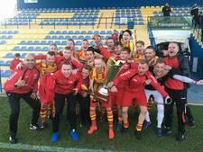Go Ahead Kampen winnaar Algarve Cup