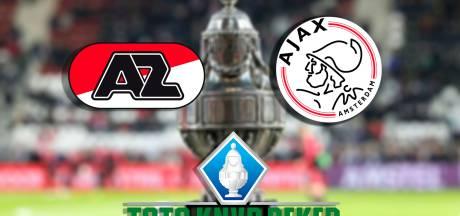 LIVE | Ajax in kraker tegen AZ met acht wijzigingen ten opzichte van Klassieker