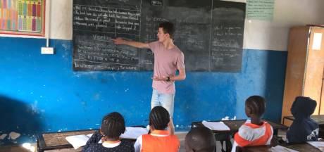 Hengeloër (17) zamelt brillen in voor slechtziende kinderen in Gambia