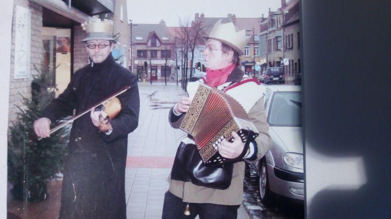 Stefaan Demoen en Jan Huyghe knopen opnieuw aan met deze traditie