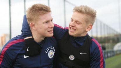 """Dubbelganger van Kevin De Bruyne loopt ook rond bij Manchester City: """"Van ver lijken we wel tweelingen"""""""
