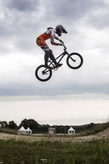 WK BMX op Papendal kort na Olympische Spelen van Tokio in 2021