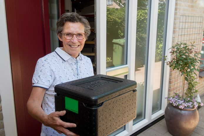 Vrijwilliger Sonja ter Horst