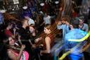 Een nachtwinkel is grotendeels afhankelijk van het uitgaanspubliek. Maar het is niet meer vanzelfsprekend dat jongeren naar een discotheek of café gaan, zoals op de foto enkele jaren geleden café Chagall in Roosendaal.