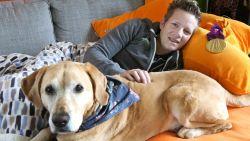 Rouwregister voor Marieke 'Wielemie' Vervoort in stadhuis van Diest