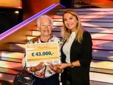 Adrie (79) wint 43.000 euro, maar weet niet 1-2-3 wat ze ermee moet