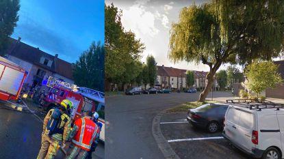 Brandweer redt man uit bed van brandende woning: vier bewoners naar ziekenhuis gebracht