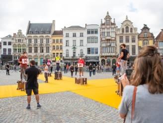 """""""Burgerzin raakt stilaan op"""": cultuursector houdt met Sound of Silence stilteactie in grote steden"""