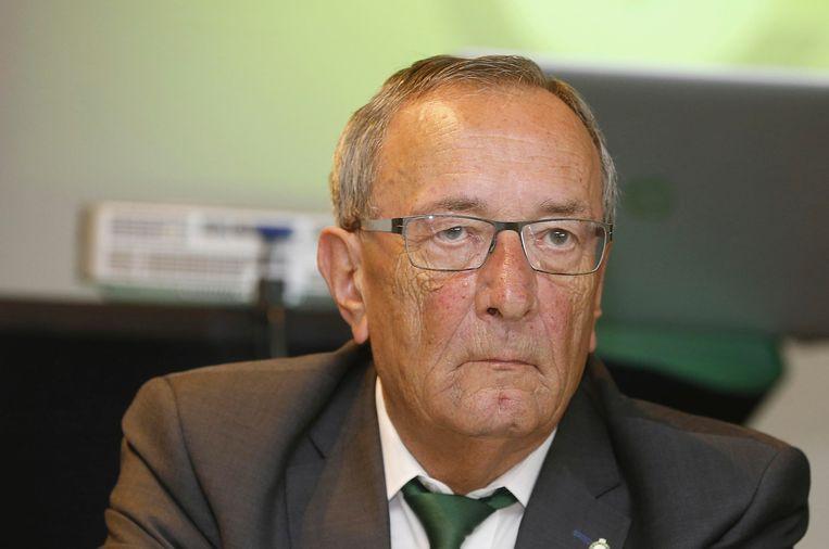 Cercle-voorzitter Frans Schotte.