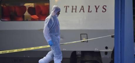 Passagiers Thalys opgevangen in Parijs