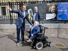'Minister' Rick en CDA-kameraad Piet-Cees uit Hardenberg in race voor Haagse pluche