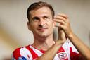 Daniel Schwaab stond erop dat ook hij aan het einde van zijn PSV-periode gewoon salaris zou inleveren.