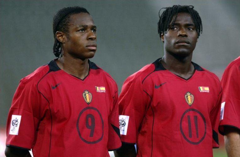 Emile en Mbo Mpenza.