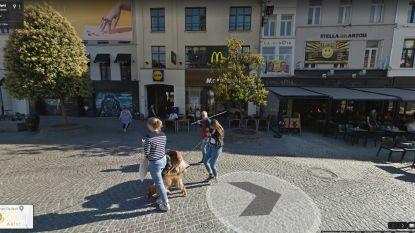 Tienermeisje krijgt klappen in steegje aan Grote Markt Aalst, politie is onderzoek gestart