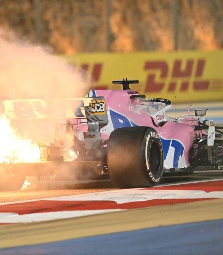 Bij Racing Point vertrekkende Perez: 'Desnoods neem ik een sabbatical'