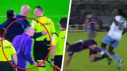 Stoppen slaan door bij Franck Ribéry na vermeende fout van Jordan Lukaku, Fransman krijgt schorsing en boete