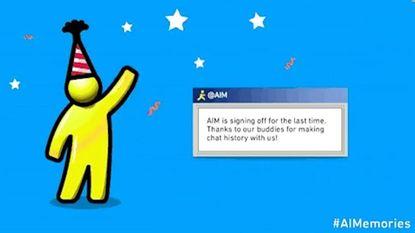 Chatdienst AIM stopt