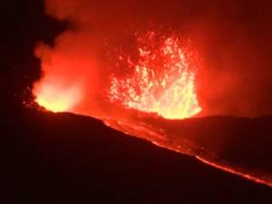 L'impressionnant réveil de l'Etna