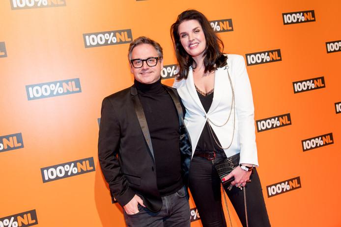 Guus Meeuwis en Manon Meijers