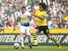 Les arguments d'Axel Witsel pour convaincre Thorgan Hazard