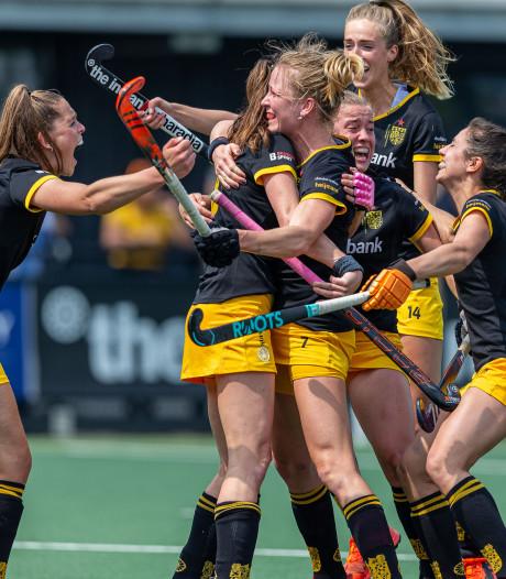Vierde jaar op rij finale tussen hockeysters van Den Bosch en Amsterdam