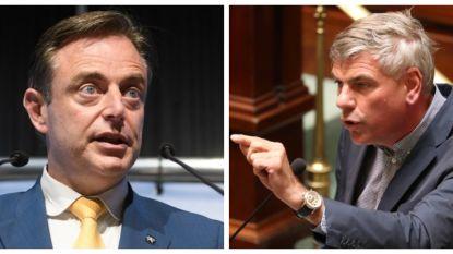 """Dewinter uit kritiek op De Wever, maar reikt hem ook de hand: """"De N-VA moet er niet uit, Vlaams Belang moet er in"""""""