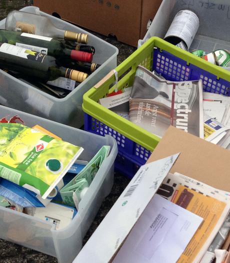Hulst heeft 100 aanmeldingen binnen voor proef afval scheiden