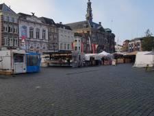 Bossche woensdagmarkt naar de knoppen: 'Nieuwe opstelling kramen is doodsteek'