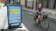 Fietser keizer in Kortrijk: grootste fietszone van Vlaanderen opent vrijdag