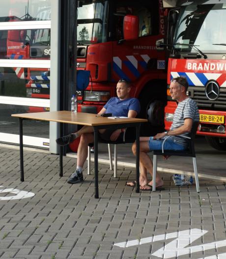 112-storing? Zwolse brandweer houdt 't hoofd koel: 'Het is hollen of stilstaan'