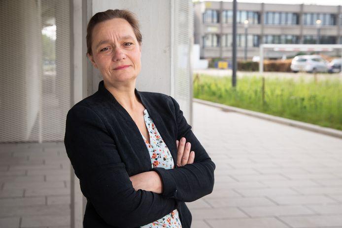 Erika Vlieghe, présidente du GEES.