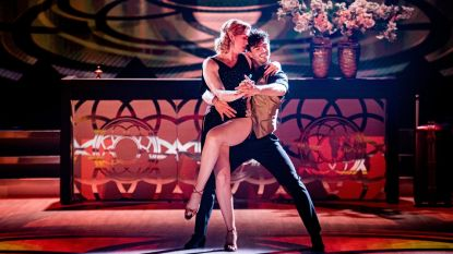 'Dancing with the stars': Kelly Pfaff verbluft in eerste aflevering, Viktor bungelt onderaan