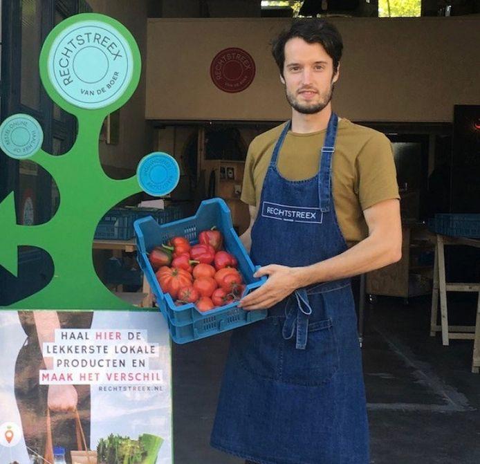 Maarten Bouten zorgt met Rechtstreex voor een transparante voedselketen.