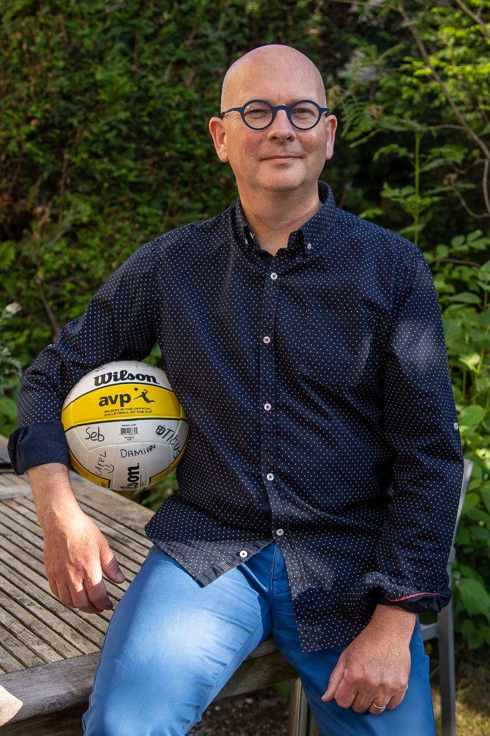28-05-2020: Volleybal: Ard Kramer: Barendrecht ,Ard Kramer