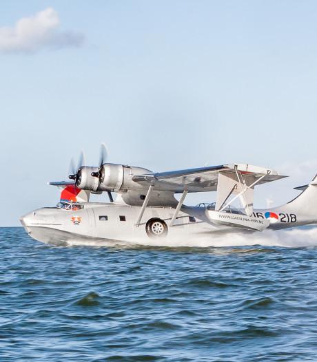 'Vrijheidsicoon' Catalina gaat tien maanden na crash weer de lucht in