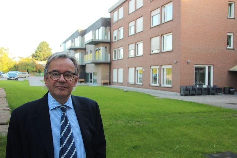 Voorzitter van de raad van bestuur Jean-Paul Bosteels.