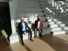 Piepklein openingsfeest nieuwbouw JTC