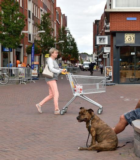 Gouweplein: extra woningen en kantoren, geen nieuwe winkels