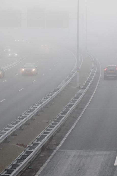 Hemelvaartsdag start met mist, daarna steeds zonniger