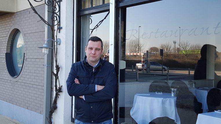 """Buurtbewoner Didier Van Steen vindt het een slecht idee: """"Vluchtelingen zorgen voor overlast."""""""