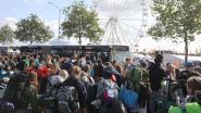 'Dubbele uittocht' voor Pukkelpoppers: naar station Kiewit en weer terug (want iedereen moet naar Hasselt)