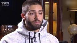 """VIDEO. """"Carrasco miste Nations League-wedstrijden doordat hij paspoort verloor na vechtpartij met Chinese ploegmaat"""""""