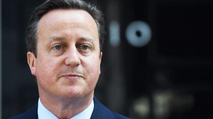 David Cameron zadelde zijn land op met brexitsaga. Nu verdient hij tot 140.000 euro per uur