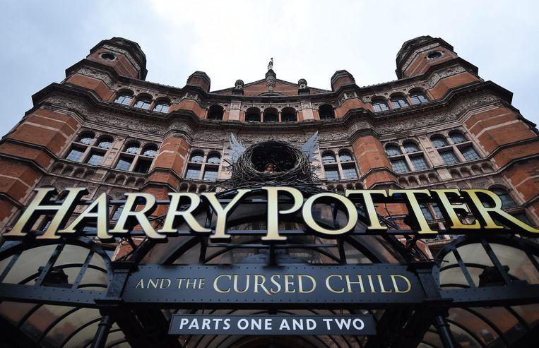 het Londense Palace Theatre. Beeld anp