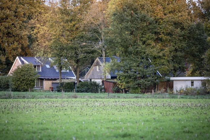 """Bungalowpark Noordikhoeve in Reutum. """"Ook mensen in Reutum zitten hier niet op te wachten"""", zegt de voorzitter van de VVE."""