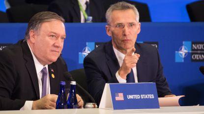 Pompeo naar Brussel voor ontmoeting met secretaris-generaal NAVO
