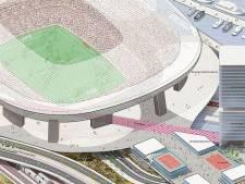 Leefbaar: nieuw stadion Feyenoord is zeker nog geen gelopen koers