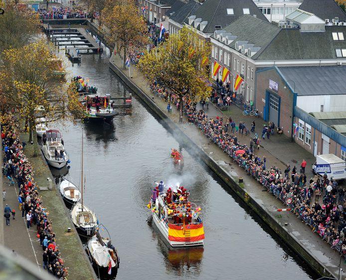 De Sintintocht in Veghel gaat dit jaar op een andere manier dan normaal, hoe? dat is nog niet bekend.