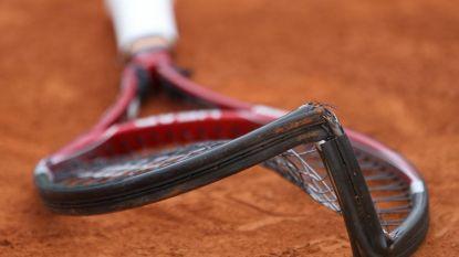Dertien arrestaties in België na groot onderzoek naar matchfixing in tennis