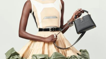 Brusselse artiest Lous and the Yakuza schittert in campagne Louis Vuitton